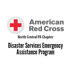 American Red Cross North Central PA Chapter - Disaster Services Emergency Assistance Program