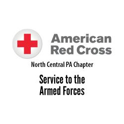 American Red Cross North Central PA Chapter - Service to the Armed Forces