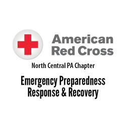 American Red Cross North Central PA Chapter - Emergency Preparedness Response & Recovery
