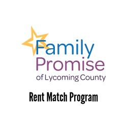 Family Promise of Lycoming County - Rent Match Program